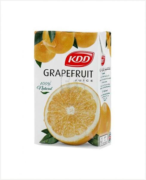 KDD GRAPEFRUIT JUICE 250ML