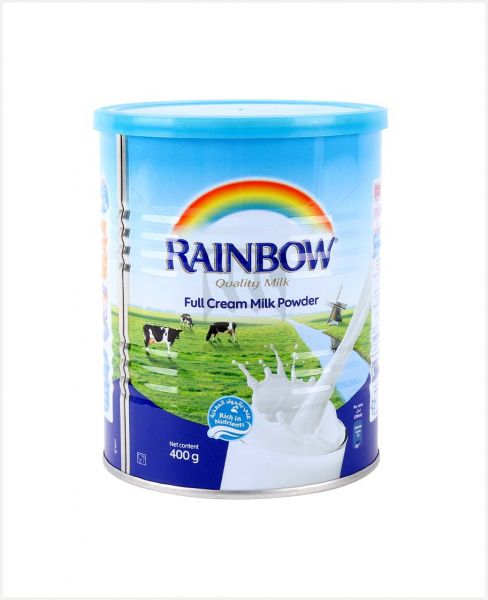 Rainbow  Milk Powder 400gm