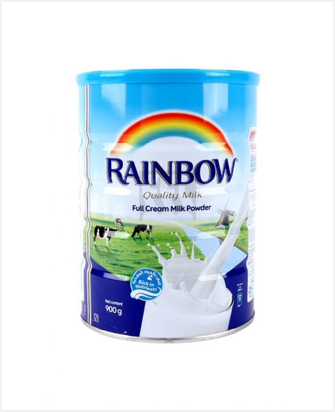Rainbow  Milk Powder 900gm