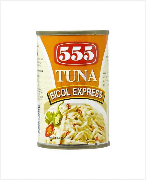 555 Tuna Bicol Express 155gm