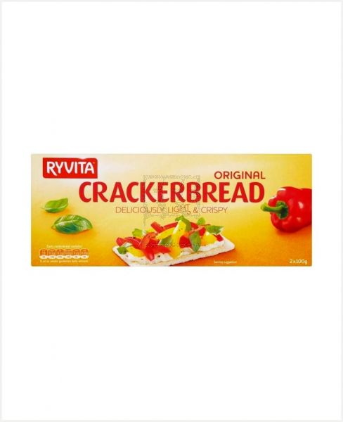 Ryvita Crackerbread Original 200gm