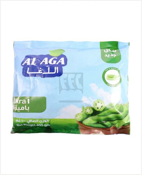 Al Aga Okra No.1 400gm