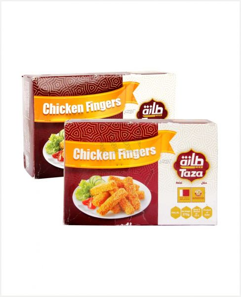 Taza Chicken Finger 2x270gm