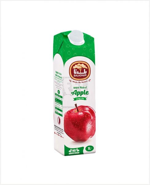 Baladna Apple Juice 1ltr