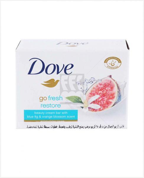 Dove Restore Blue Fig&Orange Blossom Cream Bar 100gm