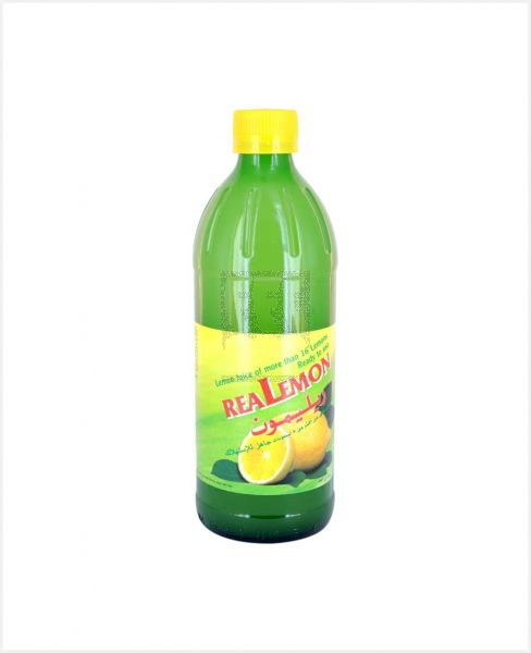 Borden Real Lemon Juice 500ml