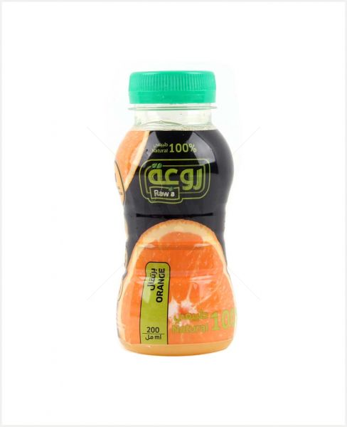 RAWA ORANGE JUICE 200ML