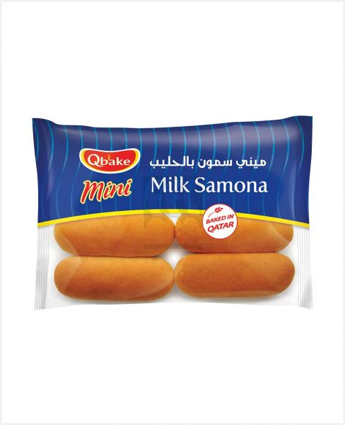 QBAKE MINI MILK SAMONA 8PCS