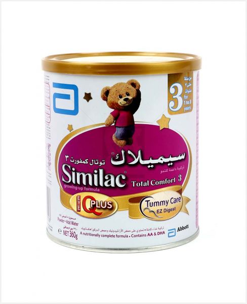 Similac Total Comfort Stage 3 (Tummy Care) Milk Powder 360gm