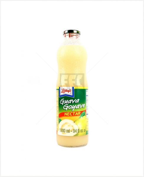 Libby'S Guava Nectar 1000ml #Ls826