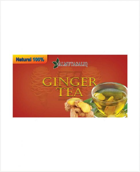 AL MUTASLIQ GINGER TEA 30BAG 60GM