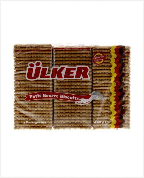 ULKER PETIT BISCUITS 450GM