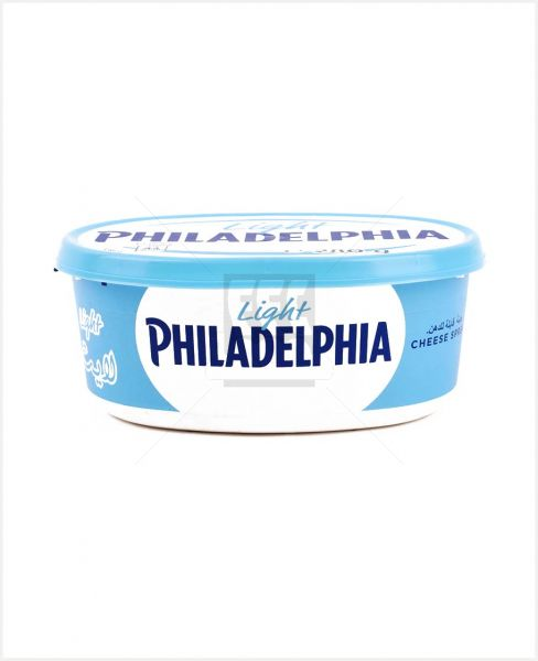KRAFT PHILADELPHIA LIGHT CREAM 280GM