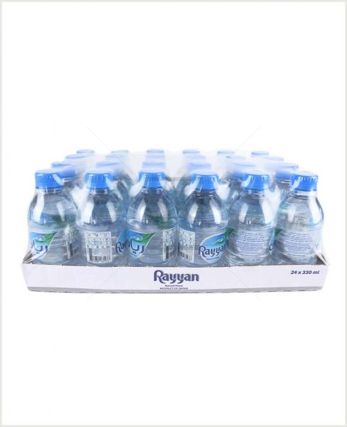 Rayyan Water 24'Sx330ml (Shrink)
