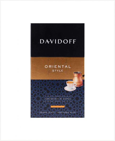 DAVIDOFF ORIENTAL STYLE COFFEE 250GM