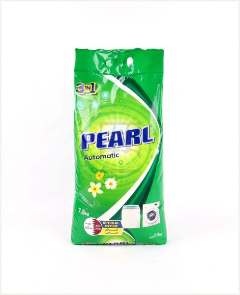 PEARL AUTOMATIC DETERGENT POWDER 7.5KG