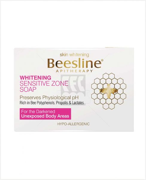 BEESLINE WHITENING SENSITIVE ZONE SOAP 110GM