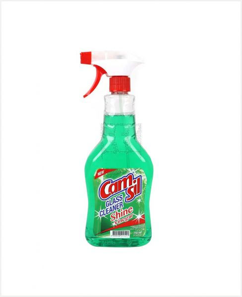 CAMSIL GLASS CLEANER SHINE 750ML