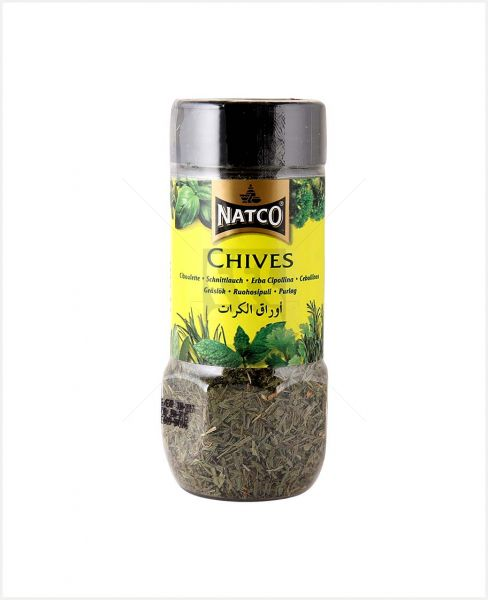 NATCO CHIVES 25GM