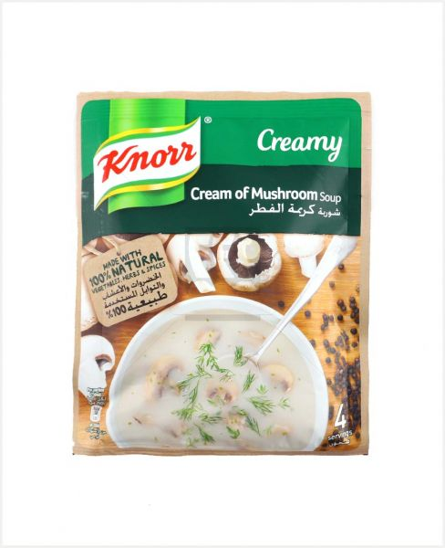 Knorr Cream Of Mushroom Soup 53gm