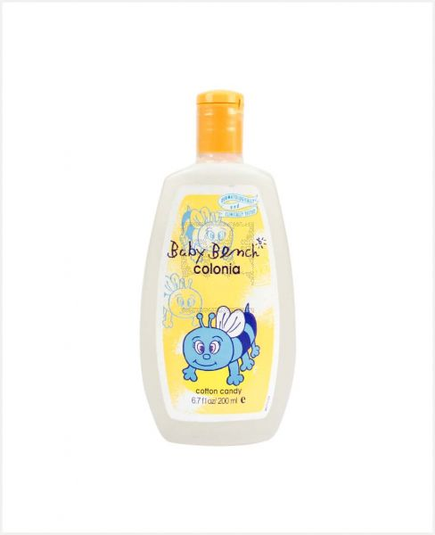 Baby Bench Colonia Cotton Candy 200ml