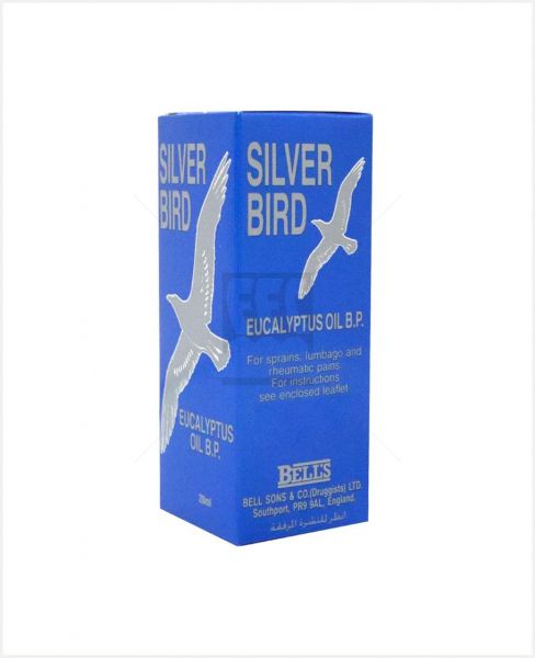 Bell'S Silver Bird Eucalyptus Oil 30ml