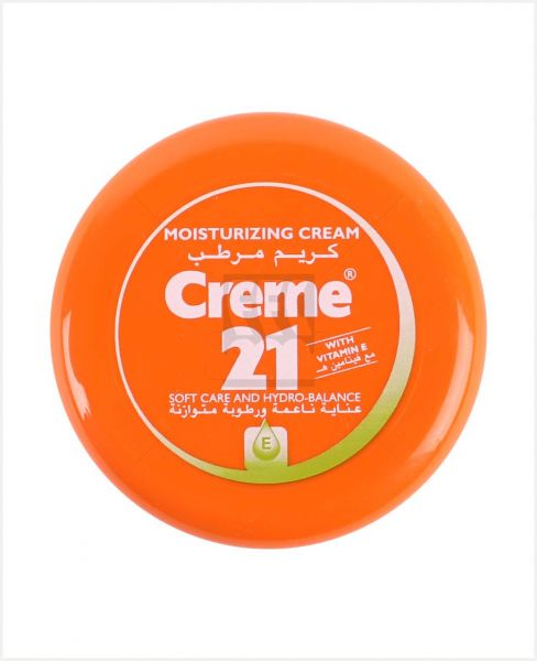 CREME 21 SOFT MOISTURIZING CREAM 50ML