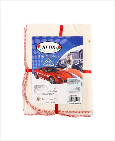 Blor Car Polishers Towel #Hw01069