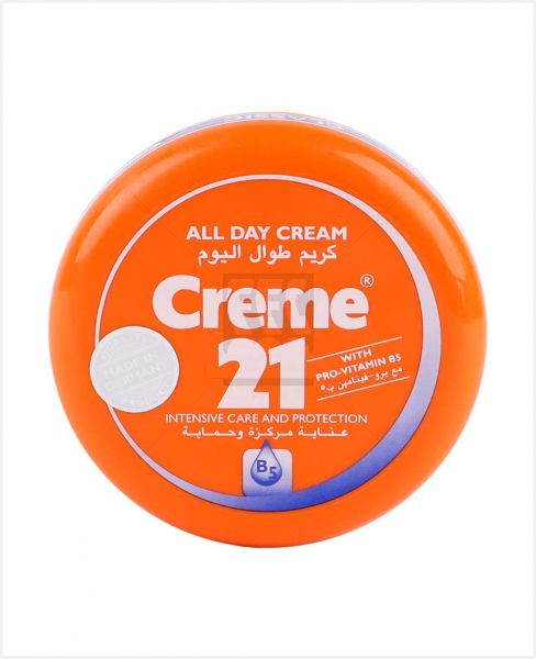 CREME 21 CLASSIC ALL DAY CREAM 150ML