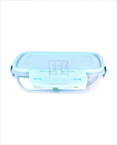 Bager Cook&Lock Rect Storage Container 650ml #Bg563