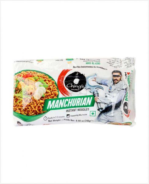 Ching'S Secret Manchurian Instant Noodles 240gm