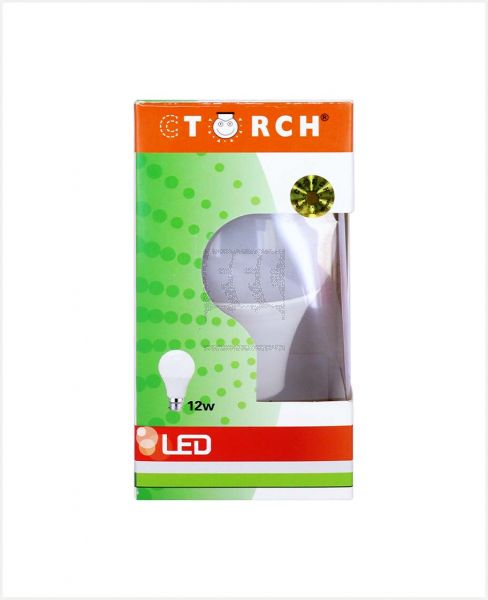 CTORCH LED BULB DAYLIGHT 12W