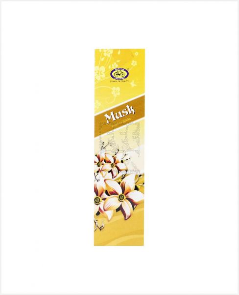 CYCLE BRAND MUSK INCENSE STICKS 100'S