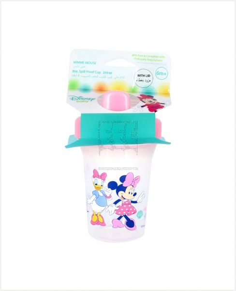 Disney Baby Spill Proof Cup 210ml Df510
