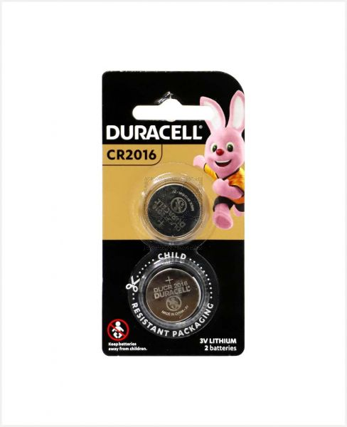 DURACELL COIN DL 2016/CR2016-2