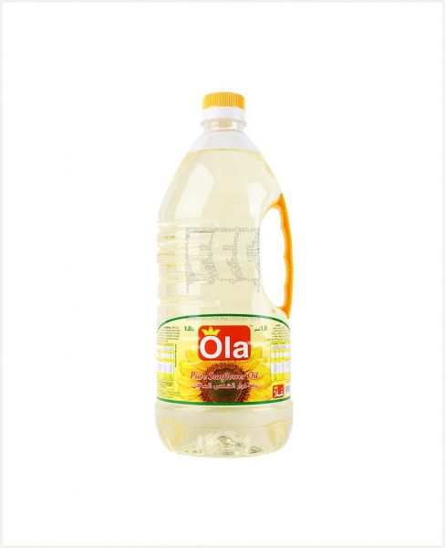 OLA PURE SUNFLOWER OIL 1.8LTR