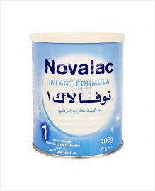 NOVALAC ALLERNOVA INFANT FORMULA 400GM