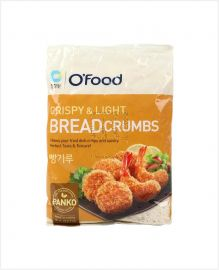 CHUNG JUNG ONE O'FOOD CRISPY AND LIGHT BREADCRUMBS 200GM