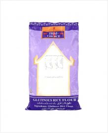 THAI CHOICE GLUTINOUS RICE FLOUR 500GM